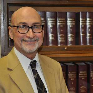 Attorney James W. Ackerman practices personal injury law in Springfield IL