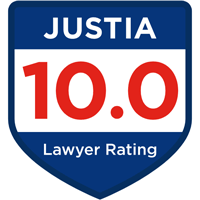 Jim Ackerman of Ackerman Law Offices in Springfield, Illinois has a ranking of 10.0 on Justia.
